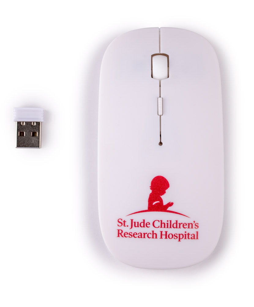 St. Jude Wireless Optical Mouse