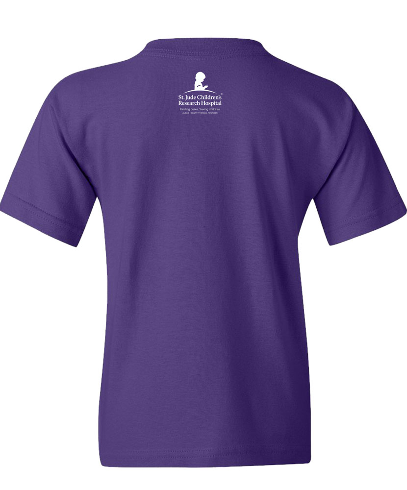Kids You Got This Purple TShirt