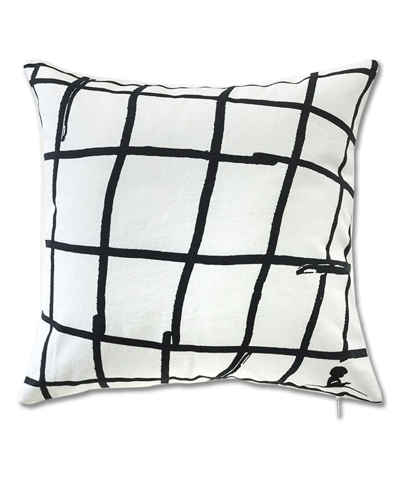 Patient Art Printed Accent Pillow