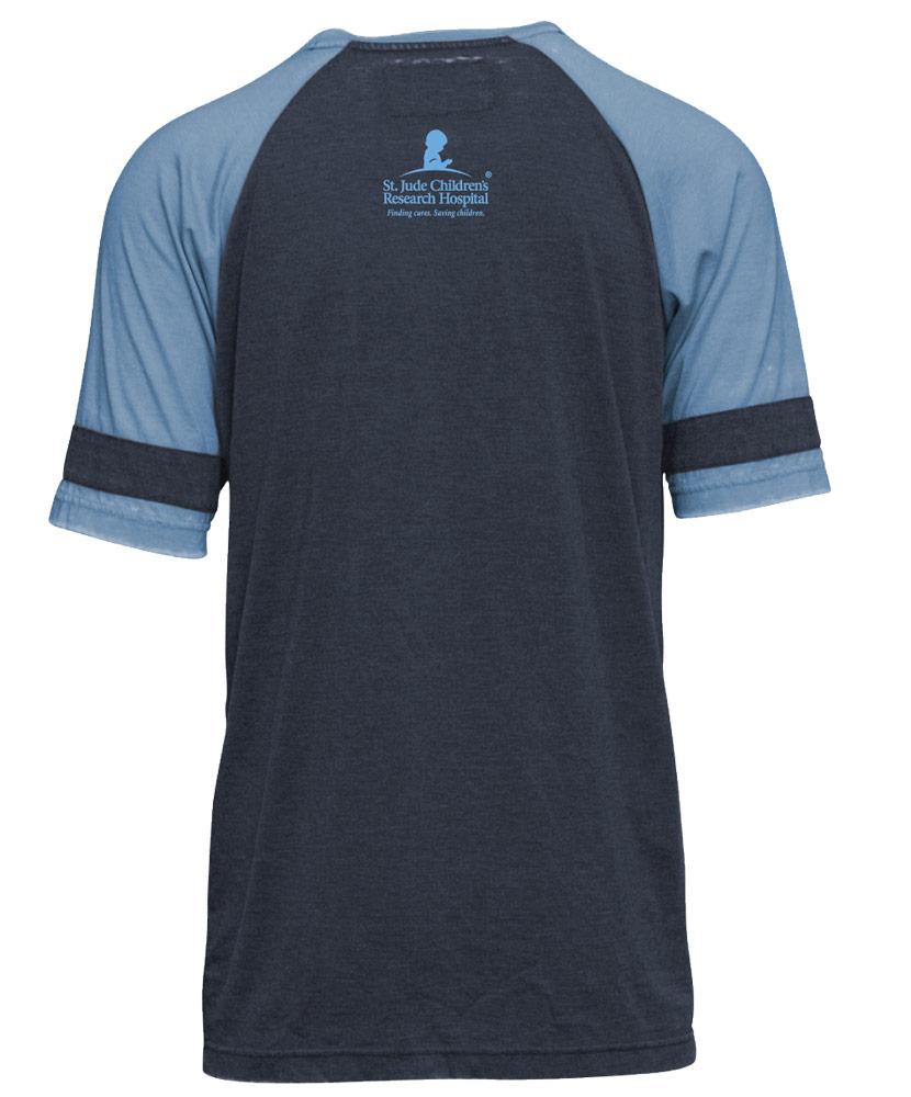 735bc3724 Arm Stripe Baseball-Style T-Shirt - St. Jude Gift Shop