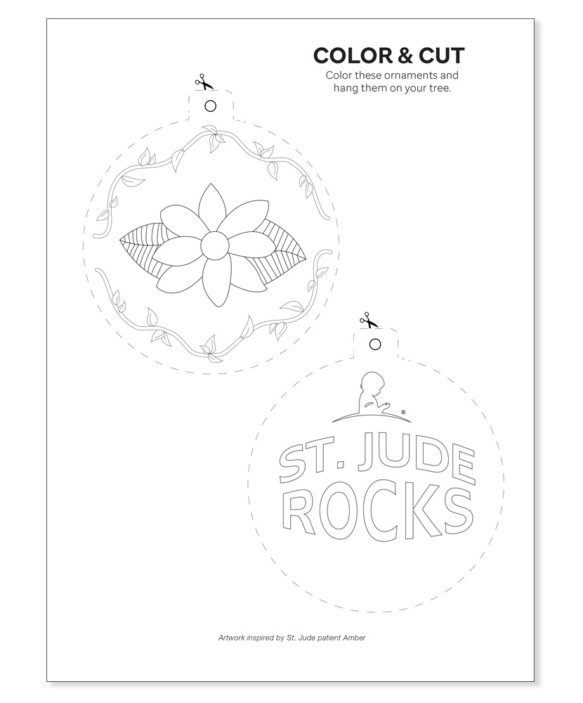 Patient Art-Inspired Activity Book