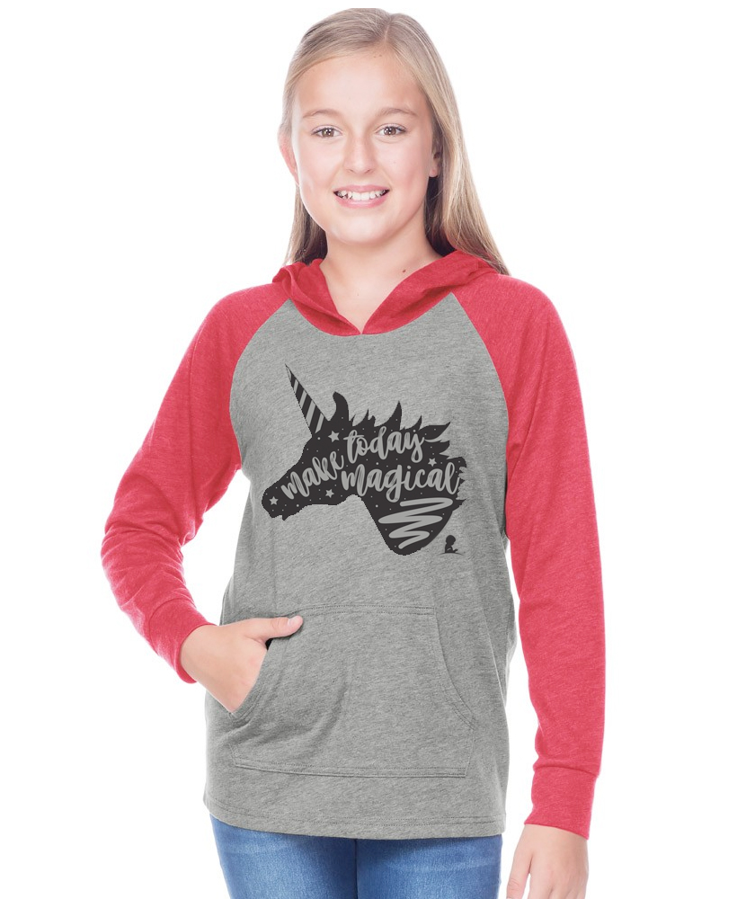 Make Today Magical Unicorn Hoodie
