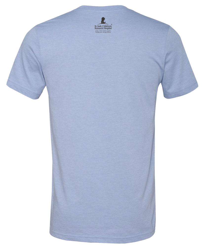 Unisex St Jude Retro Design T Shirt St Jude Gift Shop