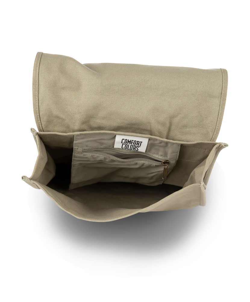 Canvas Field Messenger Bag