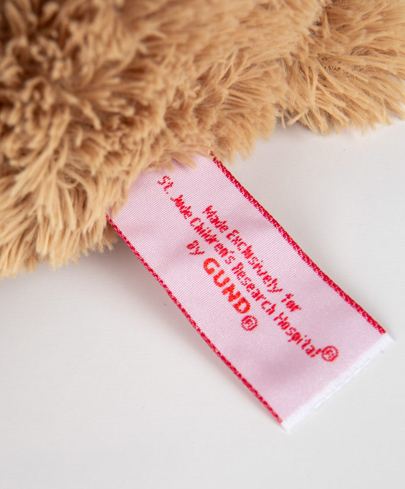 Caleb Patient Inspired Plush Teddy Bear