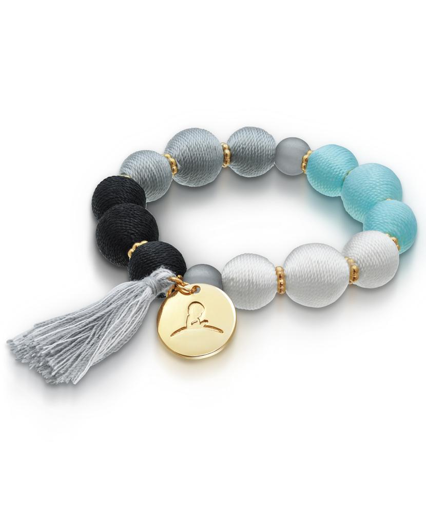 Crispin Thread Ball Bracelet
