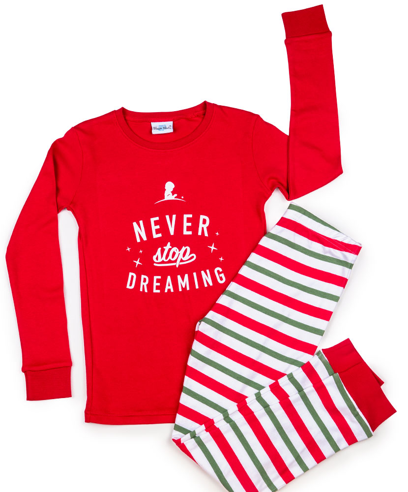 Youth Never Stop Dreaming Pajamas