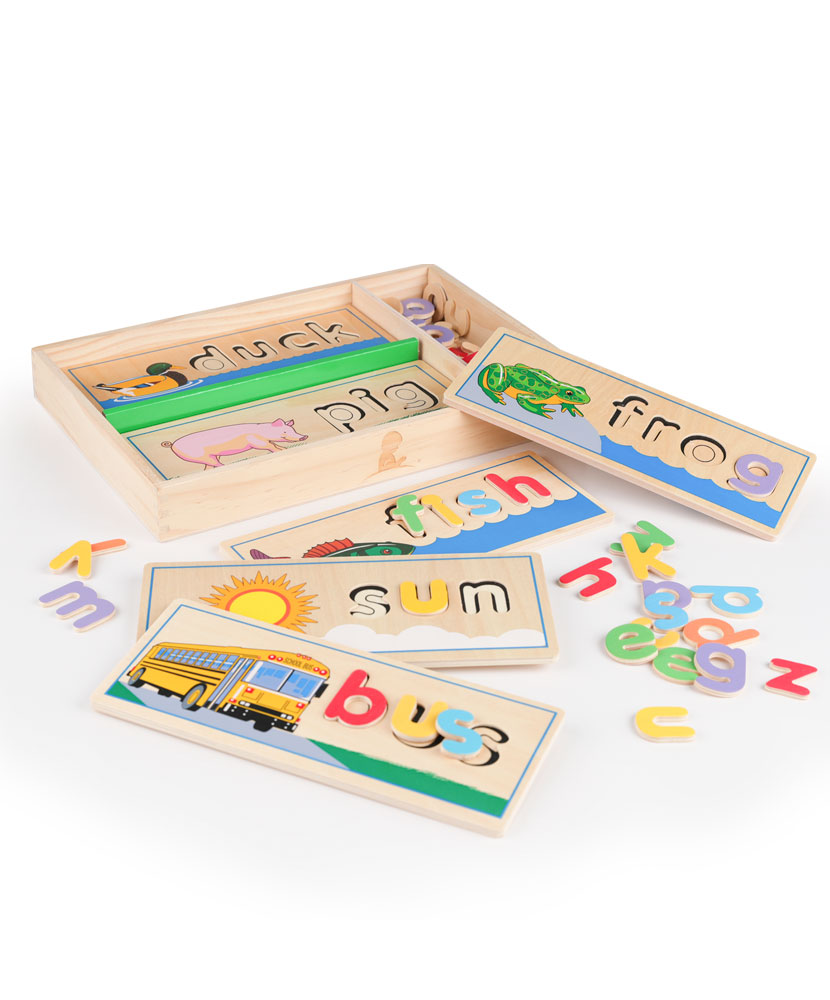 Melissa & Doug See and Spell Game