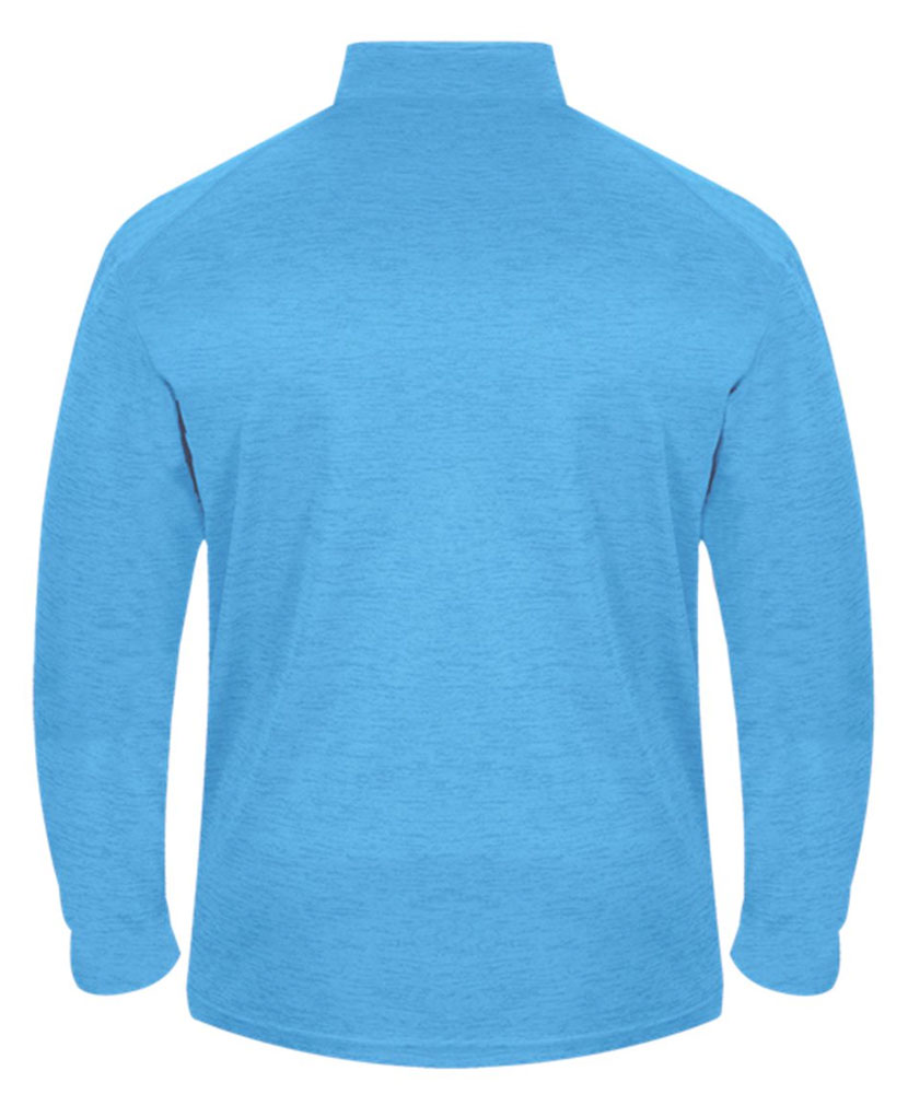 Men's Quarter Zip Performance Pullover - Columbia Blue