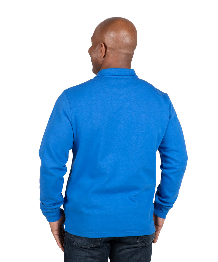 Quarter-Zip and Snap Sweater