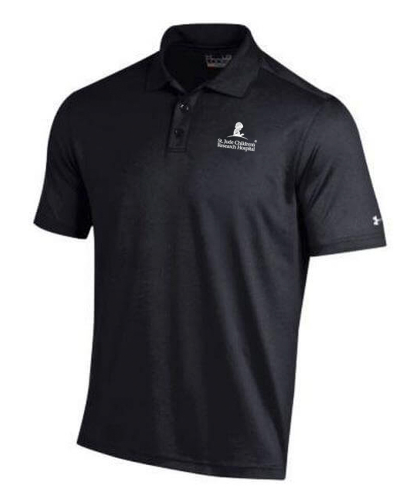Men's Under Armour Performance Polo - Black