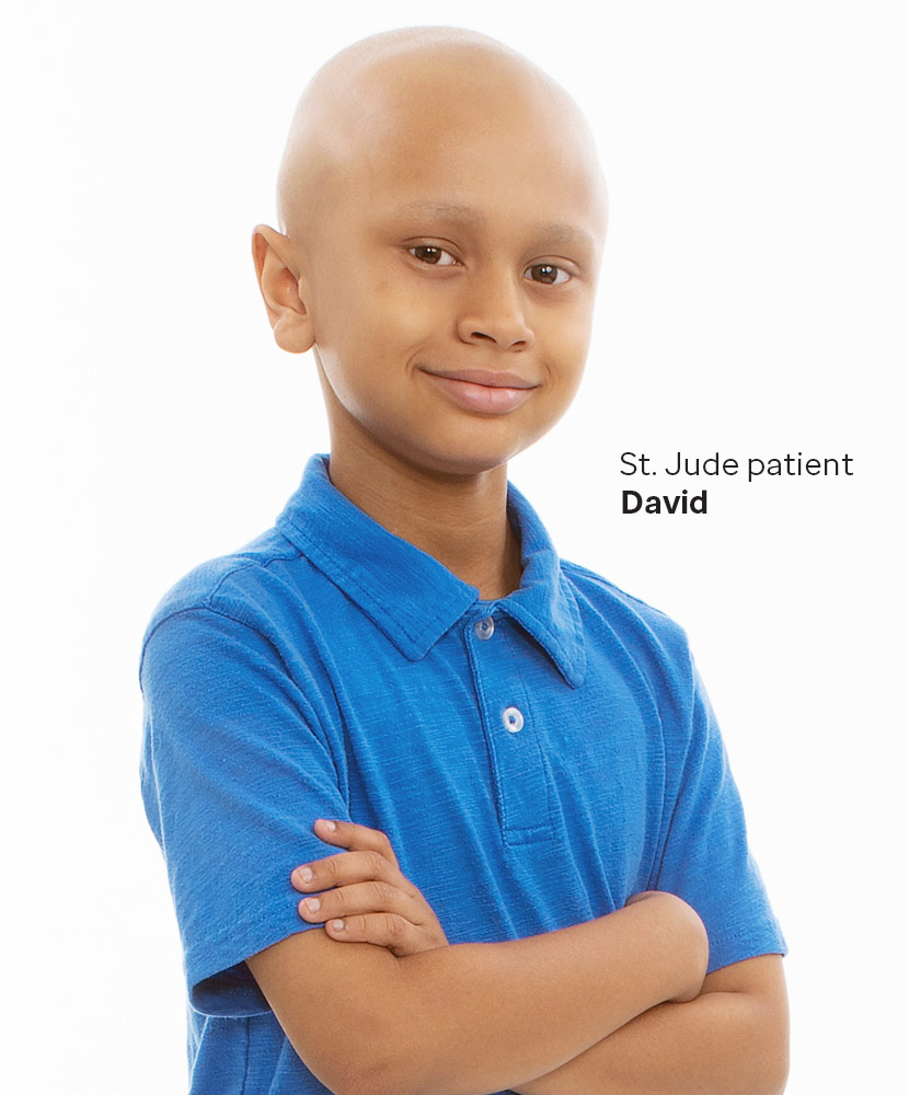 Give the Gift of Bravery to St. Jude Patients