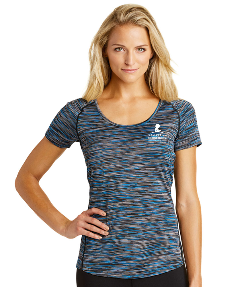OGIO® Womens Scoop Neck Performance Shirt