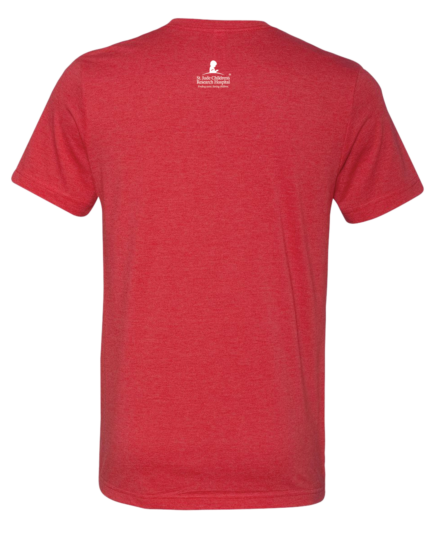 Unisex Proud Supporter T-Shirt - Red
